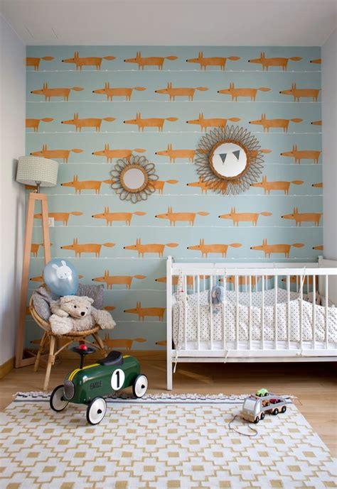papier peint chambre enfants les 25 meilleures idées concernant papier peint de chambre