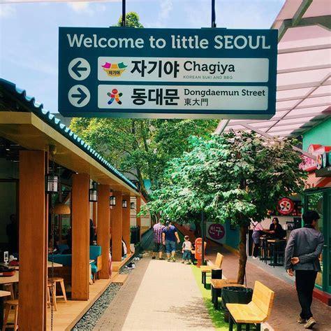 cafe  bandung  ajak kamu makan pakai hanbok