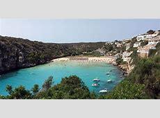 Calan Porter beach CalaMenorcacom