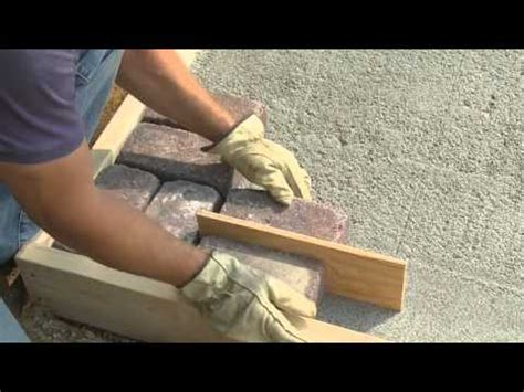 How To Build A Patio by How To Build A Paver Patio