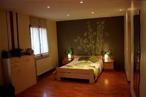 Chambre Ambiance Zen : chambre deco deco chambre style zen ~ Zukunftsfamilie.com Idées de Décoration
