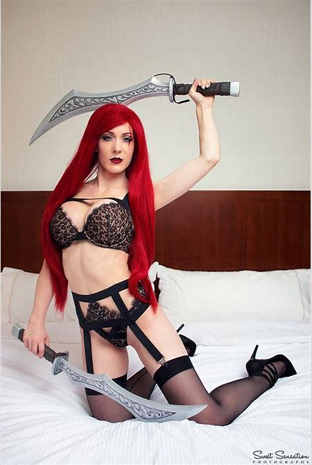 Boudoir Katarina II by EnchantedCupcake on DeviantArt