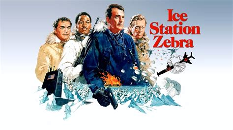 ice station zebra  backdrops