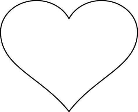 large heart layout clip art  clkercom vector clip art