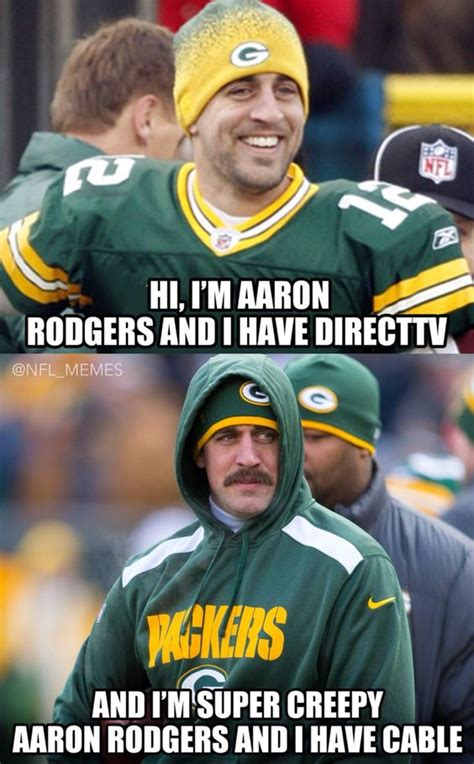 Funny Packers Memes - i love packers memes and aaron rodgers on pinterest