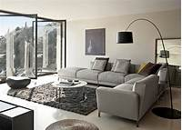 living room decoration ideas Grey Couch Living Room Decorating Ideas - HomeStyleDiary.com