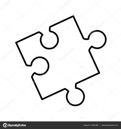 Puzzel Kleurplaat by Puzzelstuk Kleurplaat Puzzelstuk Kleurplaat Malvorlagen