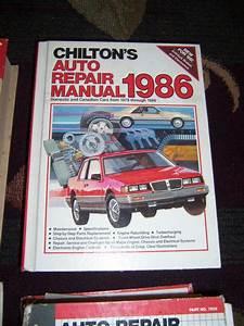 Find 4 Chilton Auto Repair Manuals 1974