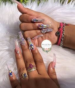 20 licensed nail tech on instagram freestyle