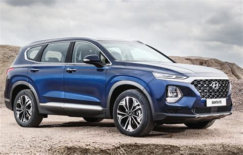 2019 Hyundai Santa Fe Drops The Sport, Adds A Diesel The