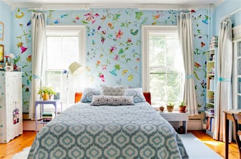 Make Home Bloom Floral Wallpaper Ideas by Fabric And Wallpaper With Floral Design Great Interior