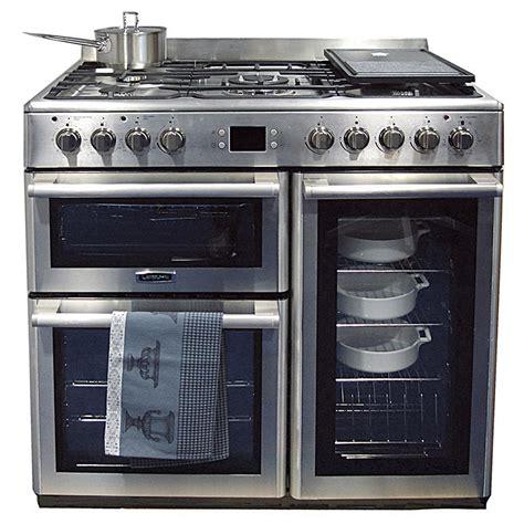 piano de cuisson 5 feux gaz largeur 90 cm multi fours catalyse cm09 tous les produits