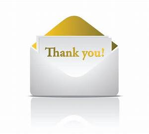 Thank You Notes Job Interview Interviewing Etiquette Thank You Notes