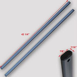 canopy repair kit replacement parts  truss bars   quik shade expedition ebay