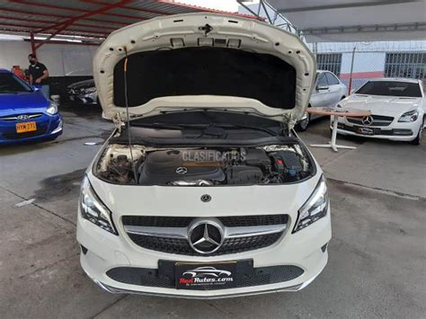0 g/km 15,7 kwh/100 km.⁶. Mercedes Benz CLA 180 Urban TP 1600CC T CT 2018 Usado $88.100.000 - Clasificados El País