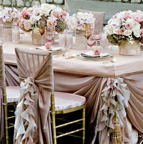 table linen ideas  wedding reception wedding