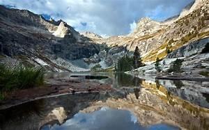 Nature, Landscape, Lake, Mountain, Reflection, Wallpapers