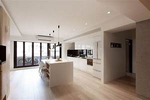 Modern Dining Pendant Lights Contemporary Child Friendly Apartment For A Young Urban