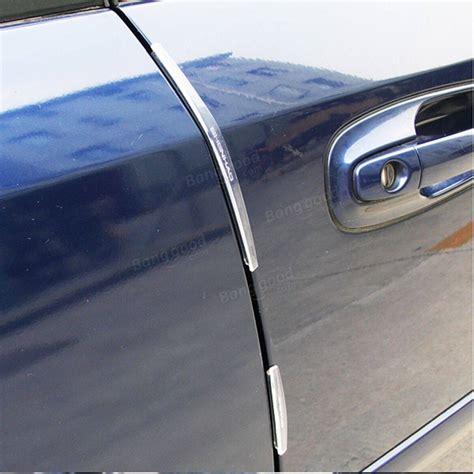 car door edge guards 8pcs clear car scratch protection protectors door