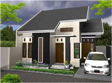 model rumah idaman sederhana tapi cantik minimalis rumah