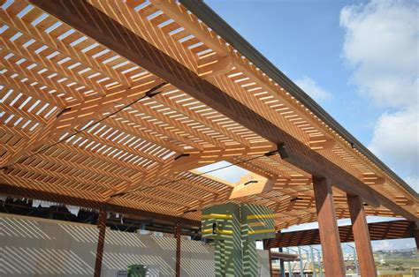 tetti per verande carpenteria in legno per costruzione tetti verande