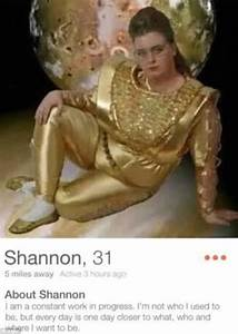 Collection of hilariously bad Tinder profiles sweeps the web   Daily Mail Online