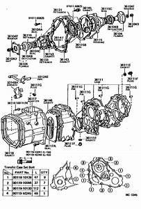 Toyota 5 Sd Transmission Parts Diagram  Toyota  Free