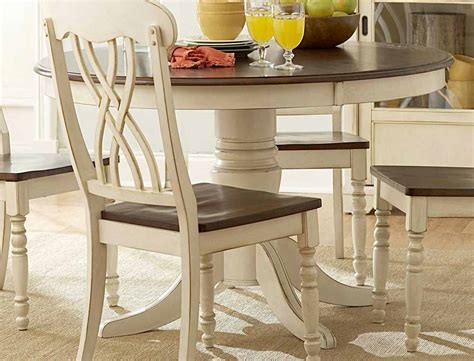 round table dinette sets ohana white round dining room set casual dinette sets