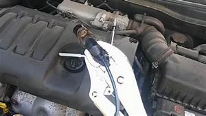 2010 Hyundai Accent Crankshaft Position Sensor Replacement  Obd-ii Trouble Code P0339
