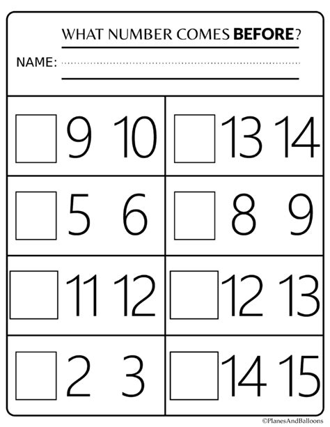 free printable number 14 worksheets goodsnyc