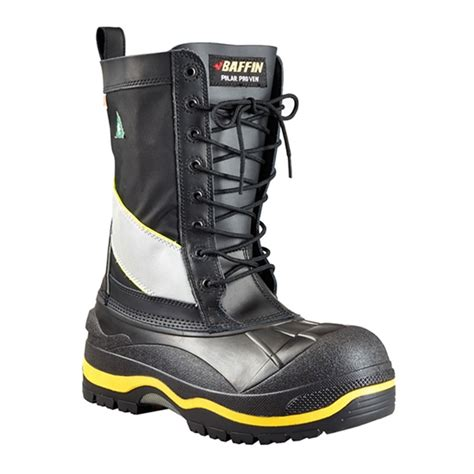 baffin  degree   winter boots  safety toe