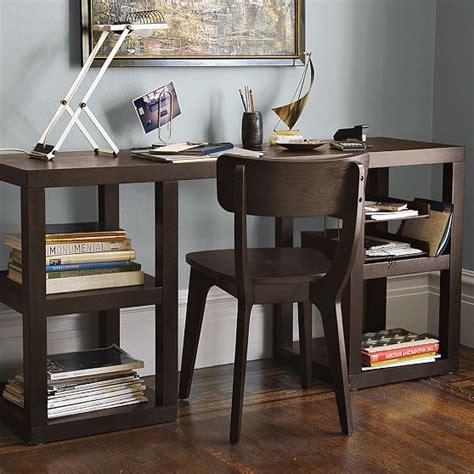 west elm desk copy cat chic west elm 2 x 2 console desk