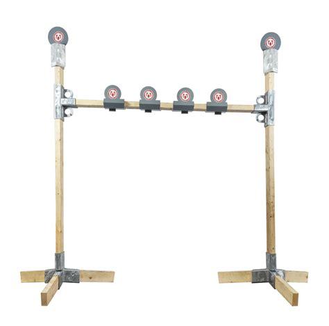 byor build   range ar steel plate rack grizzly targets