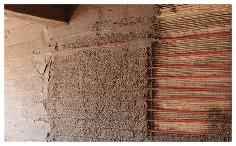 Wandheizung Mit Lehmputz  Lehm Trockenbau Altbau