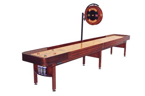 16 foot shuffleboard table 16 foot prestige shuffleboard table mcclure tables