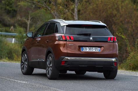 Peugeot 3008 Picture by New Peugeot 3008 Suv 2016 Review Pictures Auto Express