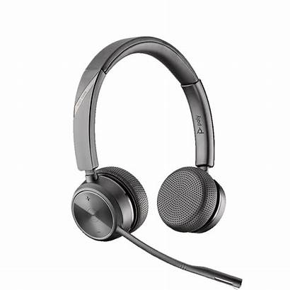 Headset Savi Poly 7220 Office Plantronics Dect