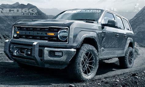 2019 Ford Bronco Images by Ford Bronco 2020 Neue Informationen Update