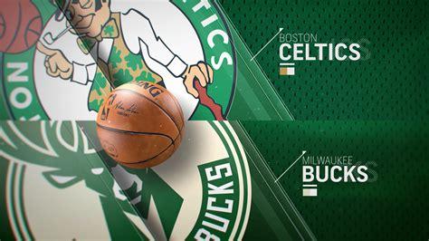 WATCH: Livestream of Milwaukee Bucks-at-Boston Celtics game