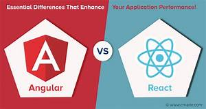 Angular Vs React Essential Differences That Enhance Your