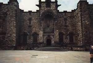 Edinburgh Castle Scotland Interior