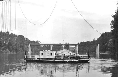 Ferry Boat Portland Oregon by River Ferries A Way Of On Oregon Waterways The