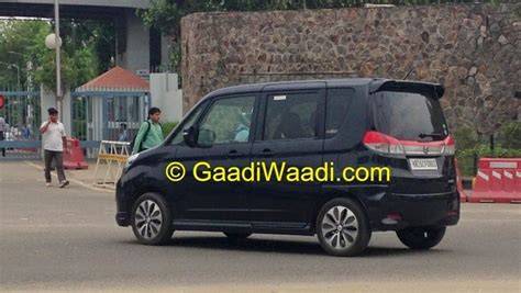 Maruti Suzuki Solio based MPV coming soon