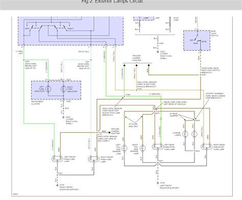 2001 Ford F150 Turn Signal Wiring Diagram - Style Guru ...