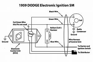 Slant Six Mopar Electronic Ignition Wiring Diagram