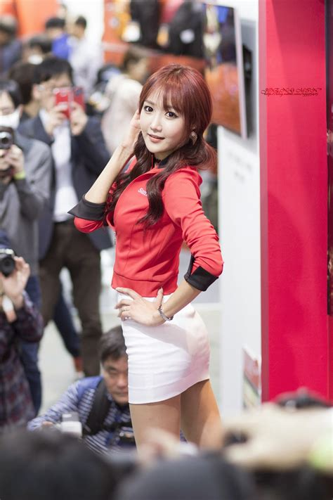 korean race queens jo  young  photo imaging korea