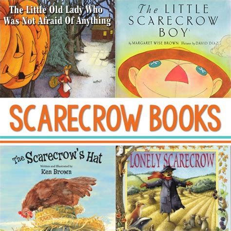 books about scarecrows pre k pages 593   Books About Scarecrows for Preschoolers