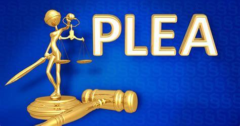 plea bargain    apply   case