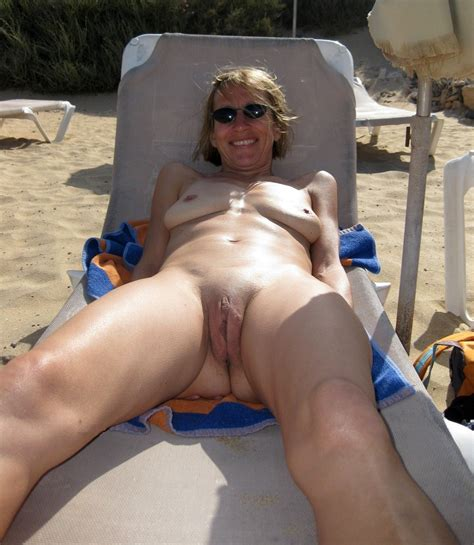 Beautiful Mature Nude Beach Sex Pics