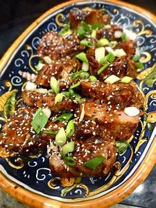 Asian salmon marinade recipe